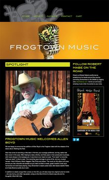 Frogtown Music